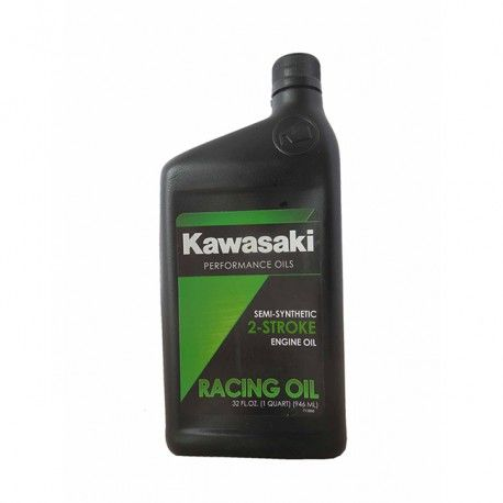 Масло моторное Kawasaki Semi-Synthetic 2-Stroke Racing Oil (0,946л)