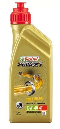 Масло моторное Castrol Power 1 4T 10W-40 (1л)