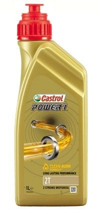 Castrol Масло моторное Power 1 2T (1л)