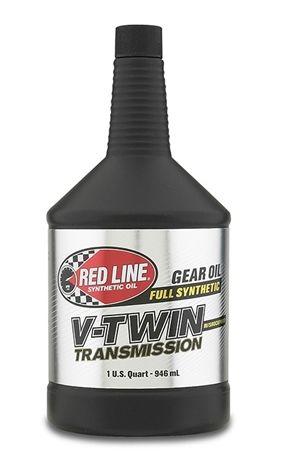 Масло трансмиссионное REDLINE OIL ShockProof V-Twin (0,946л)