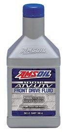 Масло трансмиссионное AMSOIL Synthetic ATV/UTV Front Drive Fluid (0,946л)