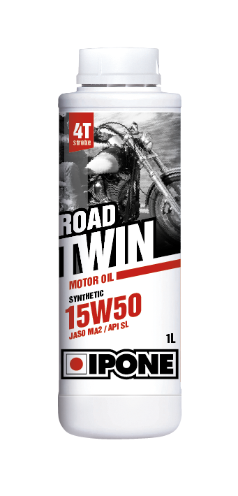 Масло моторное IPONE ROAD TWIN 15W-50 SL MA2 (1л)