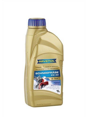 Масло моторное RAVENOL Schneefraese 4-Takt 0W-30 (1л)