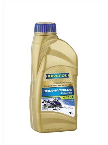Масло моторное RAVENOL Snowmobiles 4-Takt Fullsynth. (1л)