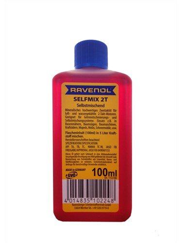 Масло моторное RAVENOL Selfmix 2T (0,1л)