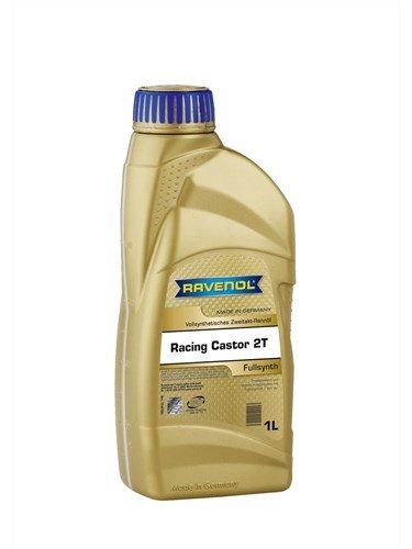 Масло моторное RAVENOL Racing Castor 2T (1л)