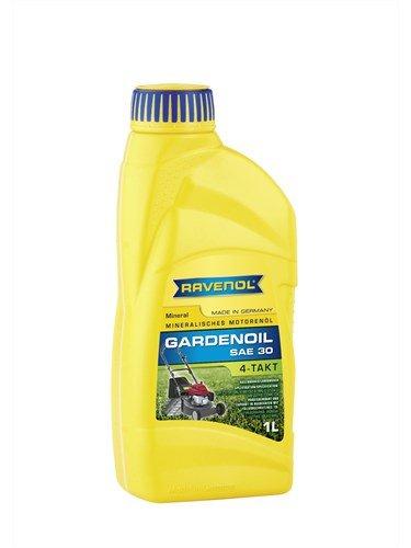 Масло моторное RAVENOL 4-Takt Gardenoil HD 30 (1л)