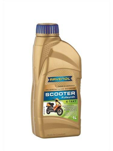 Масло моторное RAVENOL Scooter 4-Takt Fullsynth. (1л)