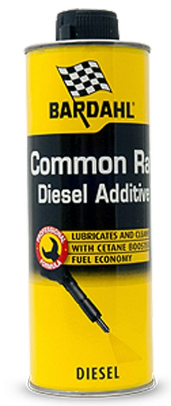 Присадка BARDAHL Common Rail Diesel Additive (500мл)