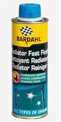 BARDAHL RADIATOR CLEANER Очистка охлаждающей системы (0,3л)