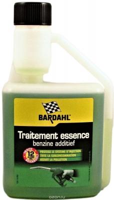 Присадка BARDAHL Fuel Treatment (500мл)