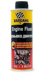 Промывка масляной системы двигателя BARDAHL ENGINE FLUSH (300мл)