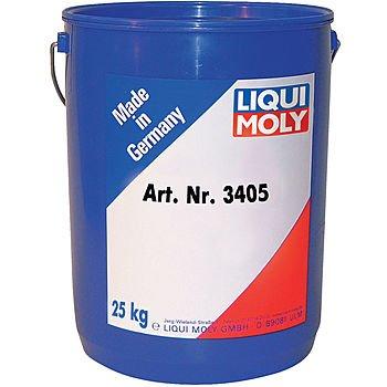 LIQUI MOLY Высокотемпературная смазка для ступиц подшипников LM 50 Litho HT (25л)