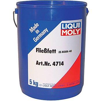 LIQUI MOLY Жидкая консистентная смазка для центральных систем Fliessfett ZS KOOK-40 (5л)