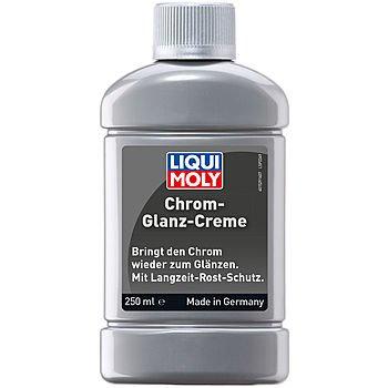 LIQUI MOLY Полироль для хромированных поверхностей Chrom-Glanz-Creme (250мл)