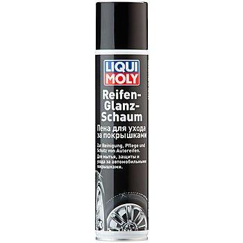 LIQUI MOLY Пена для ухода за покрышками Reifen-Glanz-Schaum (300мл)