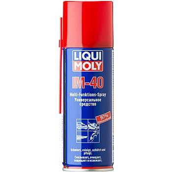LIQUI MOLY Универсальное средство LM 40 Multi-Funktions-Spray (200мл)