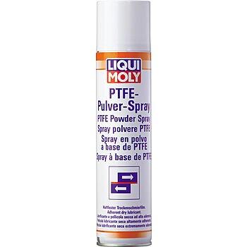 LIQUI MOLY Тефлоновый спрей PTFE-Pulver-Spray Gleitlacke (400мл)