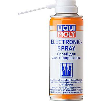 LIQUI MOLY Спрей для электропроводки Electronic-Spray (200мл)