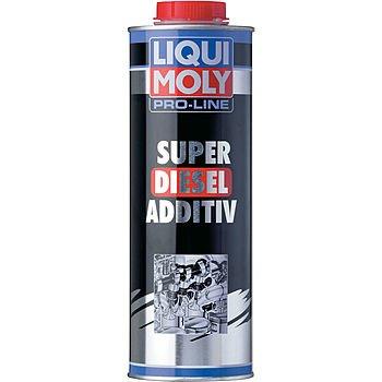 LIQUI MOLY Модификатор дизельного топлива Pro-Line Super Diesel Additiv (1л)