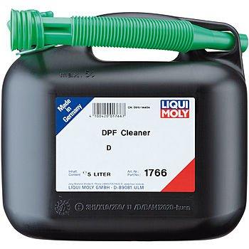 LIQUI MOLY Очиститель сажевого фильтра DPF Cleaner (5л)