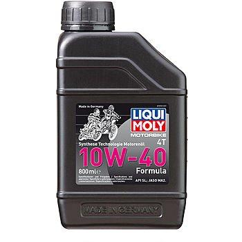 Масло моторное LIQUI MOLY Motorbike 4T Formula 10W-40 (0,8л)