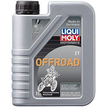 Масло моторное LIQUI MOLY Motorbike 2T Offroad (1л)