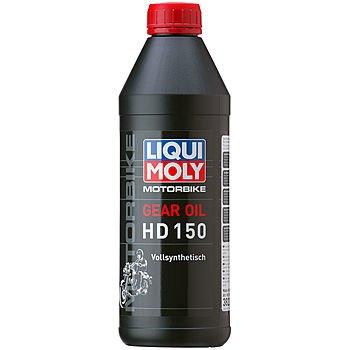 Масло трансмиссионное LIQUI MOLY Motorbike Gear Oil HD 150 (1л)