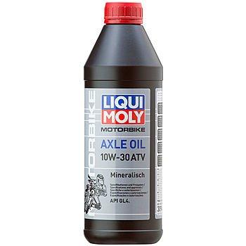 Масло трансмиссионное LIQUI MOLY Motorbike Axle Oil ATV 10W-30 (1л)