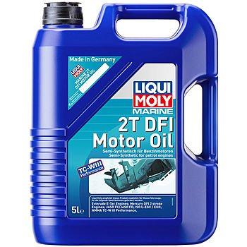 Масло моторное LIQUI MOLY Marine 2T DFI Motor Oil (5л)
