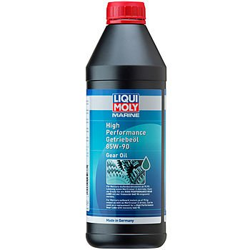 Масло трансмиссионное LIQUI MOLY Marine High Performance Gear Oil 85W-90 (1л)