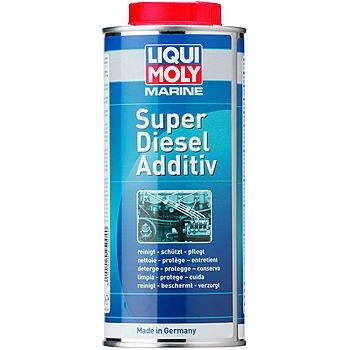 Присадка LIQUI MOLY Marine Super Diesel Additive (500мл)