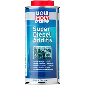 Присадка LIQUI MOLY Marine Super Diesel Additive (1л)