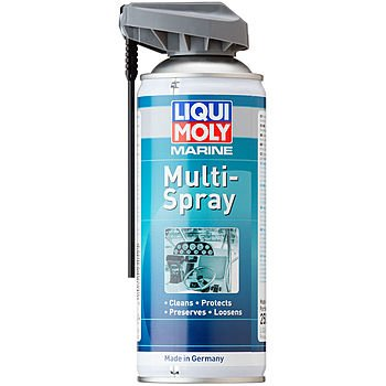 Мультиспрей LIQUI MOLY Marine Multi-Spray (400мл)