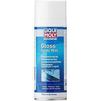 Полироль LIQUI MOLY Marine Gloss Spray Wax (400мл)
