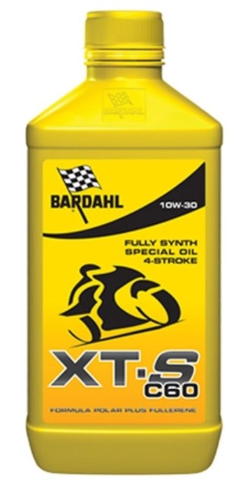 Масло моторное BARDAHL XT-S MOTO 4T 10W-30 (1л)
