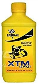 Масло моторное BARDAHL XTM SYNTHETIC MOTO 4T 10W-40 (1л)