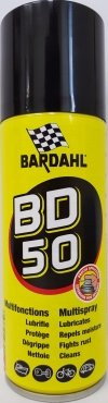 BARDAHL Многофункциональная  смазка BD50 - MULTISPRAY (200мл)
