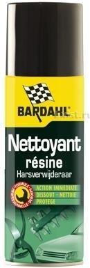BARDAHL Очиститель битума RESIN CLEANER (200мл)