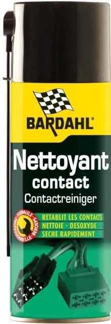 BARDAHL Очиститель контактов CONTACT CLEANER (400мл)