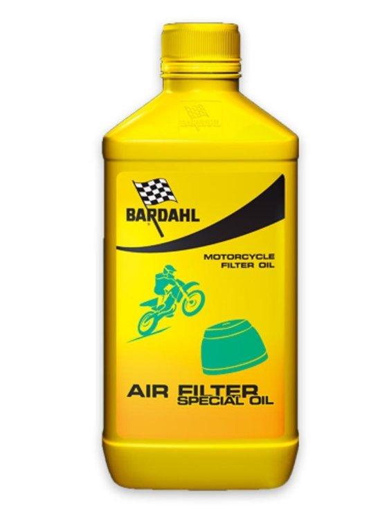 BARDAHL Масло для воздушных фильтров AIR FILTER SPECIAL OIL (1л)