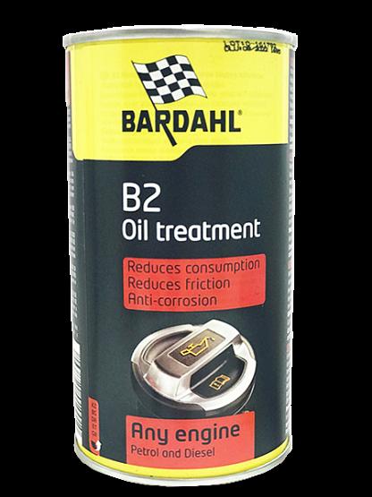 Присадка BARDAHL B2 Восстанавливающая в моторное масло (300мл)