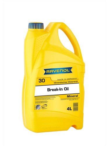 RAVENOL Обкаточное масло Break-In Oil SAE 30 (4л)