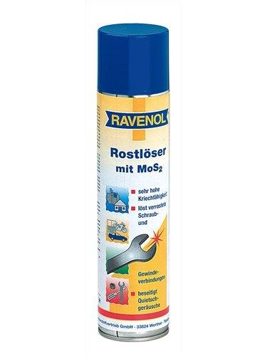 RAVENOL Растворитель ржавчины Rostloeser MOS 2 (0,4л)