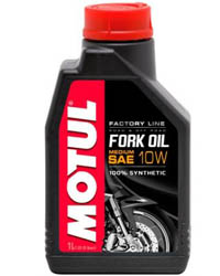 Масло вилочное Motul Fork Oil medium Factory Line 10W (1л)