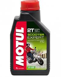 Motul Масло моторное полусинтетическое Scooter Expert 2T (1л)