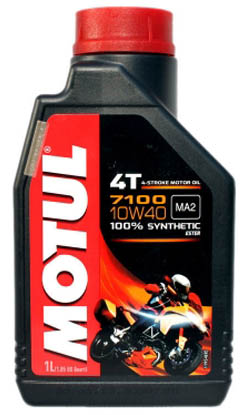 Motul Масло моторное синтетическое 7100 4T 10W-40 (1л)
