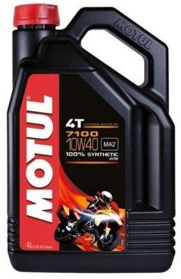 Масло моторное Motul 7100 4T 10W-40 (4л)