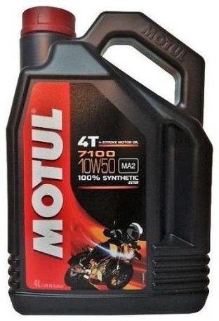 Масло моторное Motul 7100 4T 10W-50 (4л)