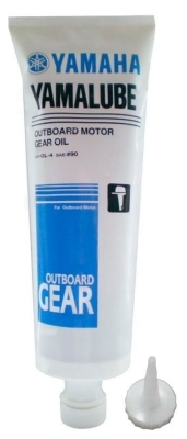 Масло трансмиссионное YAMAHA YAMALUBE Outboard Gear Oil GL-4 SAE 90 (750мл)